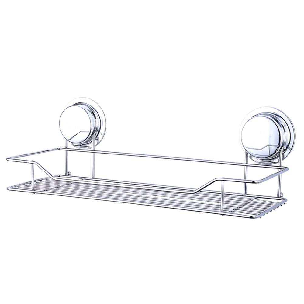 stainless bathroom two steel product rack dish hot mounted tier basket soap shelf shower bath shampoo corner holder